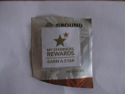 4  STARBUCKS Star Codes Rewards  READ DETAILS! MYSTERY POINTS