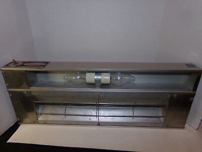 Hatco Glo-ray Grahl-24 Infrared Strip Heater Food Warmer Ships Free
