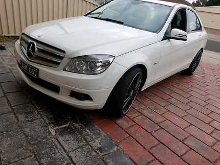 2010 Mercedes-Benz C200 Blue EFFICIENCY