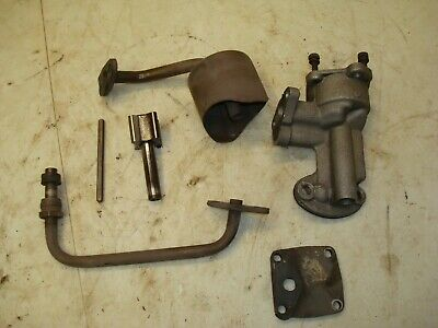 Ford 801 Tractor Engine Oil Pump 600 800