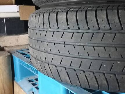 Rims and Tyres 215 x 60 x 16 Caves Beach Lake Macquarie Area Preview