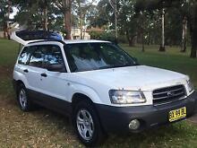 2003 SUBARU FORESTER AWD AUTOMATIC WAGON Oatlands Parramatta Area Preview