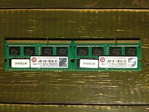 8GB of DDR3 1333MHZ LAPTOP RAM (Read Description) Bayswater Bayswater Area Preview