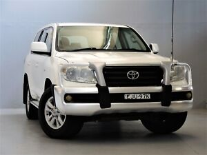 2008 Toyota Land Cruiser GXL (4x4) Wickham Newcastle Area Preview