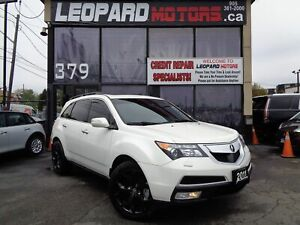 2011 Acura MDX Elite Pkg,Naviation,Camera,