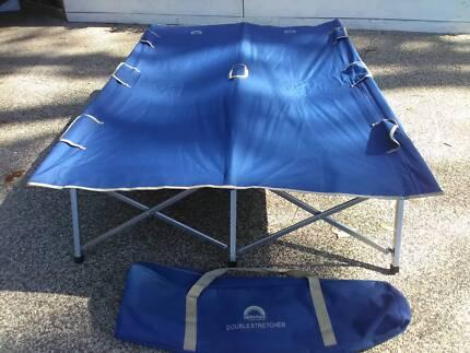 Double stretcher / camp mattress