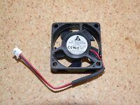 New JMC 7025-12LS Brushless Tubeaxial 12VDC 0.10A 70x70x25mm 2-pin Cooling FAN