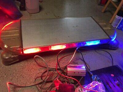 Federal Signal Raydian 42 Led Lightbar Bracketmount Feet