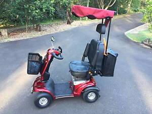 Mobility Scooter Shoprider  889SL with extras Yandina Maroochydore Area Preview