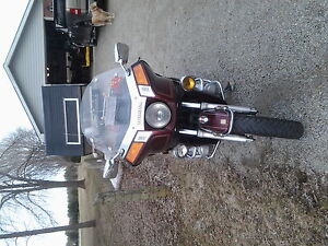 January thaw special 1982 goldwing