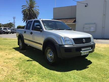 2005 Holden Rodeo Ute   ***EXCELLENT CONDITION*** St James Victoria Park Area Preview