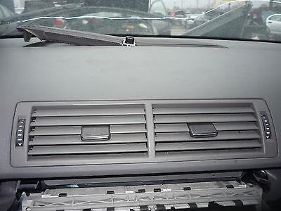 2002 2008 Audi A4 S4 Avant Quattro Center Dash Dual Air Vent Trim Light Gray