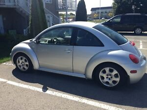 New beetle automatique 2003 208 000 km