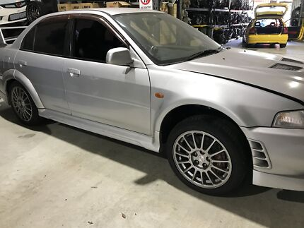 Mitsubishi Evolution 6 (For Parts only) Carlisle Victoria Park Area Preview