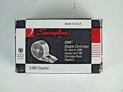 Swingline Standard Staple Cartridge 5000 Staple Count 14 Leg Length 50050664