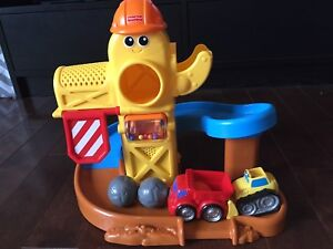 Fisher Price camions 6 mois et +