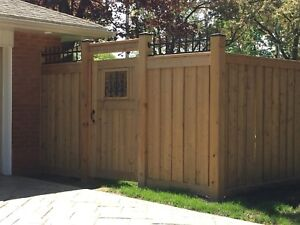 Professional fence build! 4166240766