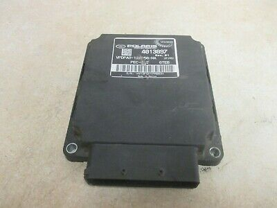 2013 VICTORY CROSS COUNTRY ABS ECU ECM CDI COMPUTER BOX IGNITION STOCK OEM -4039