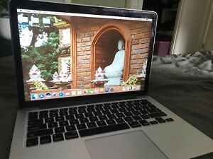 MacBook Pro 128GB (Retina,  13 inch, Early 2015)