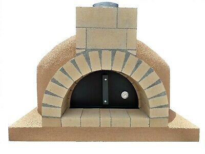 Wood Fired Pizza Oven - 35 Residential Insulated Pizza Oven