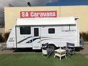 2013 Jayco Starcraft 17' Pop Top with Rear Ensuite Klemzig Port Adelaide Area Preview