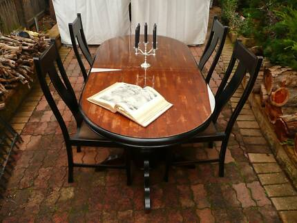 Elegant French Provincial Dining Setting Melbourne CBD Melbourne City Preview