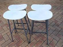 4 Piece Bar Stools Set Kitchen Dining Chair Revesby Bankstown Area Preview