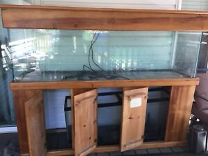250gallon Tank, Stand and sump
