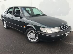 Saab 900 v6 1994 very low 112,000km immaculate automatic Panorama Mitcham Area Preview