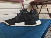 Adidas NMD Black/White // Size 10 US // Stafford Heights Brisbane North West Preview