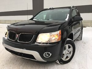2006 Pontiac Torrent low kms with remote starter