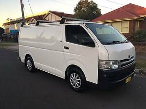 Toyota Hiace 2008 Automatic, Turbo Diesel, Long rego: 29/01/17! Lidcombe Auburn Area Preview