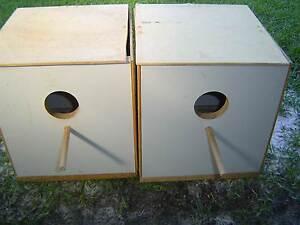 PARROT NESTING BOXES $10 - $15 EACH Kewdale Belmont Area Preview