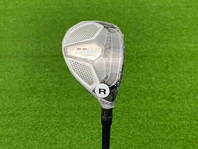 NEW TaylorMade Golf M6 RESCUE 4 HYBRID 22* Right Graphite Atmos REGULAR + COVER