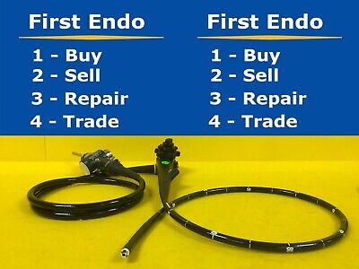 Olympus Gif-1tq160 Gastroscope Endoscope Endoscopy 896-s30