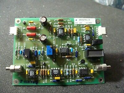 Thermo Electron Stm Pcb Pn 26032 Rev. D