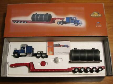 COLLECTABLE Corgi diecast1:50 KW W925 Lowloader with boiler load. Bowral Bowral Area Preview