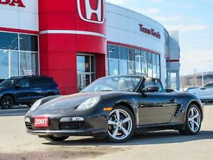2007 Porsche Boxster Base-*NO ACCIDENTS 2 OWNERS CONVERTIBLE*