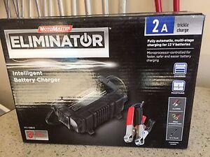 Eliminator  Battery charger