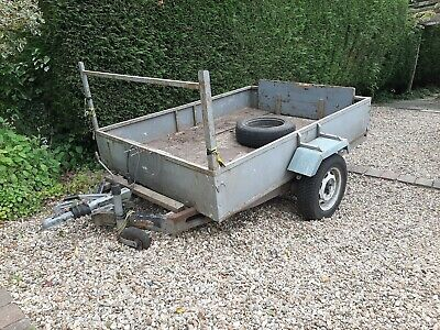 Used Car Trailer 7 × 5