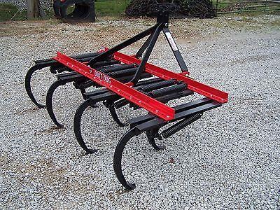 New Dirt Dog 7 Sk All Purpose Plow Tiller Ripper We Can Ship Cheap