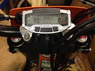 MOTORBIKE SPEEDO MOTORCYCLE SPEEDOMETER CLOCKS ENDURO MOTOR BIKE MOTOCROSS