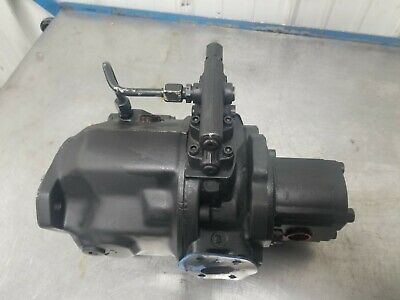 Bobcat Mini Excavator Main Hydraulic Pump With Gear Pump - Rexroth