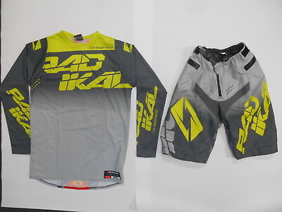 CANVAS OFF ROAD CYCLING MOUNTAIN BIKE TRAIL RIDING GEAR 26 SHORTS SMALL JERSEY Off Road Hose Riding Gear
