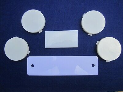 1963-1965 Buick Riviera Interior Lens Replacement Kit. Dash Console Sail Panels
