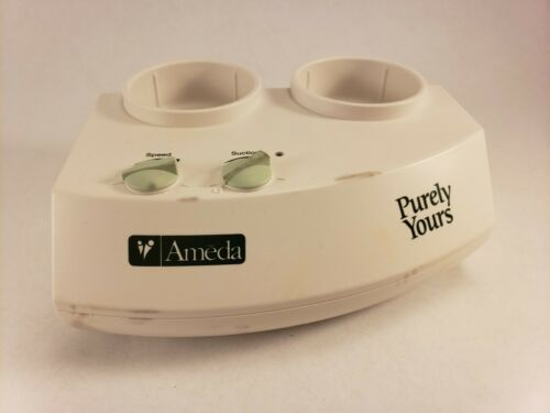 AMEDA Purely Yours Double Electric Breast Pump Motor Unit ONLY