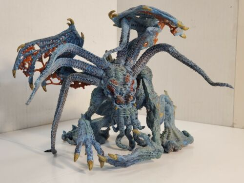 SOTA - Nightmares of Lovecraft - Cthulhu Blue With Red Eyes Variant (2006)