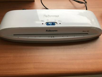Fellowes Spectra Mars A3 Home Laminator Frenchs Forest Warringah Area Preview