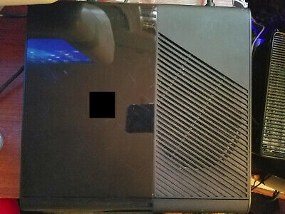Custom Corona 250GB -1x-mod-xbox360E - 1x-RGH-2.0 - Read Description