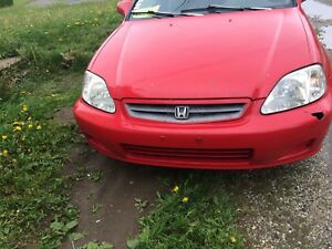 1999 Civic coupe
